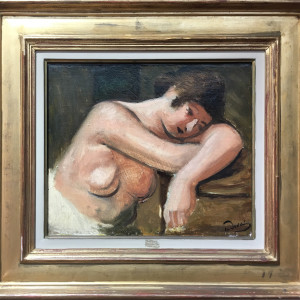André Derain, Femme Endormie, 1928