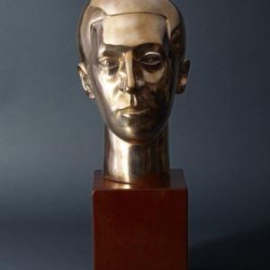 Frank Dobson, Osbert Sitwell, 1921-22