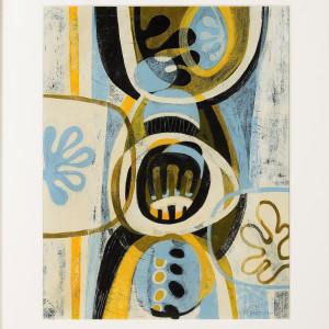 Tanya Short, Blue Compostion II