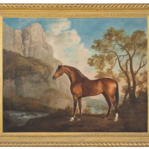 George Stubbs, ARA, A Bay Arabian