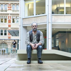 Seated Man , 2011