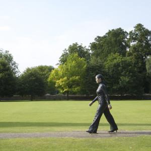 Walking Woman, 2010