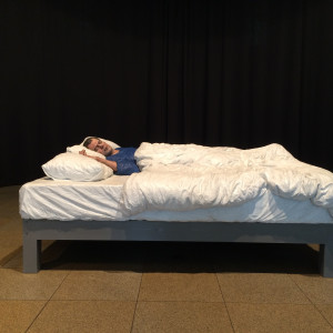 Sleeping Man (version 2), 2016