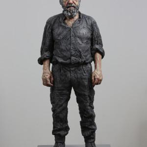 Standing Man (KL), 2018