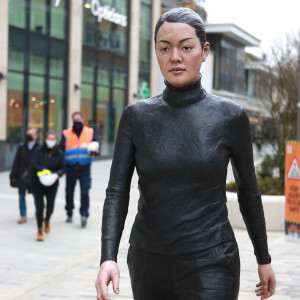 Walking Woman, 2019