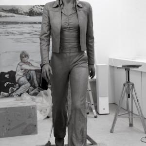 Walking Figure , 2021
