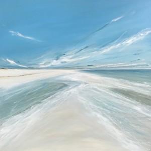 Jane Skingley, Calm Under The Waves, 2019