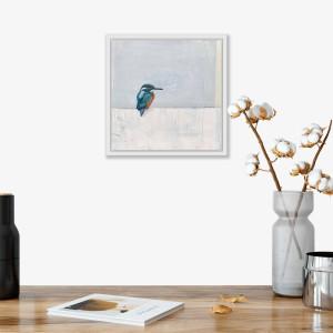 Jane Skingley, Kingfisher, 2019