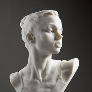 Katherine Bust, Atelier, Marble Resin