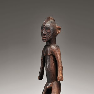 Image of Mossi Figure turned three quarters to the left