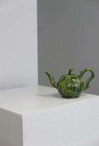 Walter Keeler, Small Green Teapot