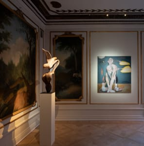 Installation view of 'From Modern to Contemporary', 2021. Courtesy of Sofia Johansson/CFHILL.