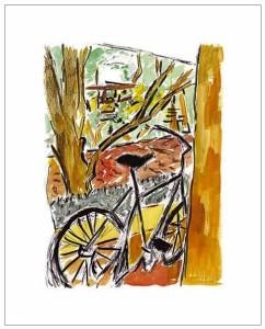 Bob Dylan, Bicycle, 2009