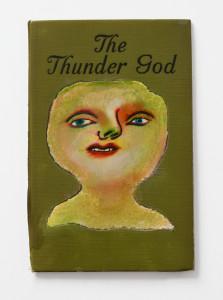 Matthew Dennison, The Thunder God, 2017