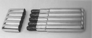 Clive Barker, 5 Cigars, 2000