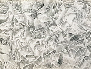 Paul Van Hoeydonck, PVH059 - Composition, 1960