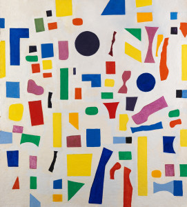 Caziel, WC783 - Composition 1967.16/6, 1967