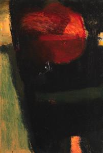 Albert Irvin RA, Night, c.1962