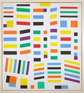 Caziel, WC572 - Abstract Composition 1978, 1978