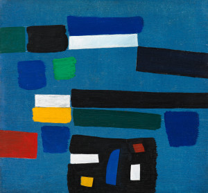 Caziel, WC772 - Composition 1967/N.1-4, 1967