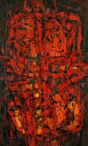 Frank Avray Wilson, FAW768 - Need, c. 1960