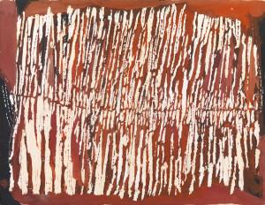 Reinhold Koehler, Décollage Pur, (1961)