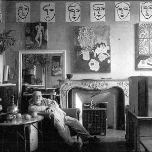 This summer @royalacademyarts step into the studio of Henri Matisse....