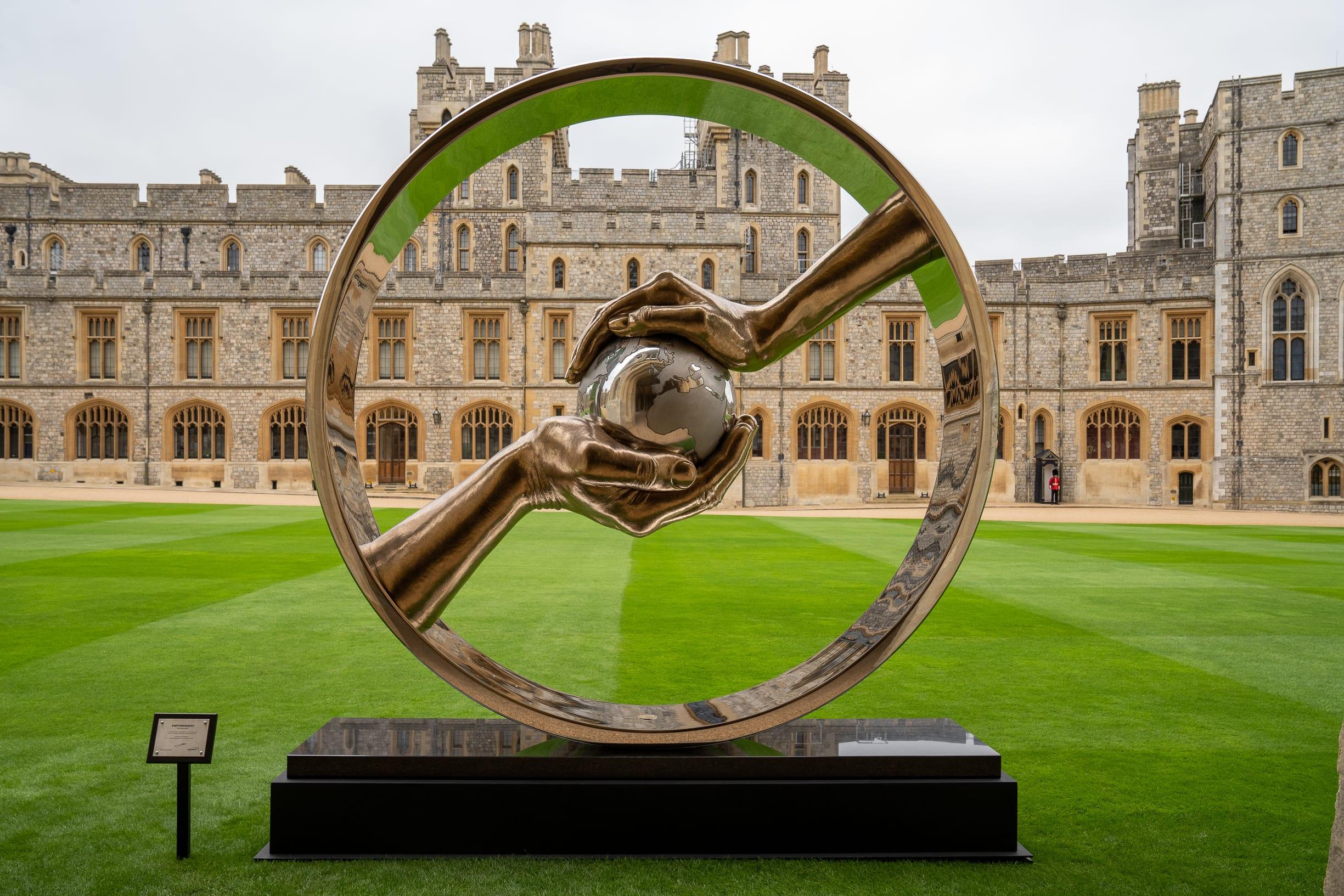 HRH, The Duke of Edinburgh In honour of the Founder of The Duke of Edinburgh's International Award