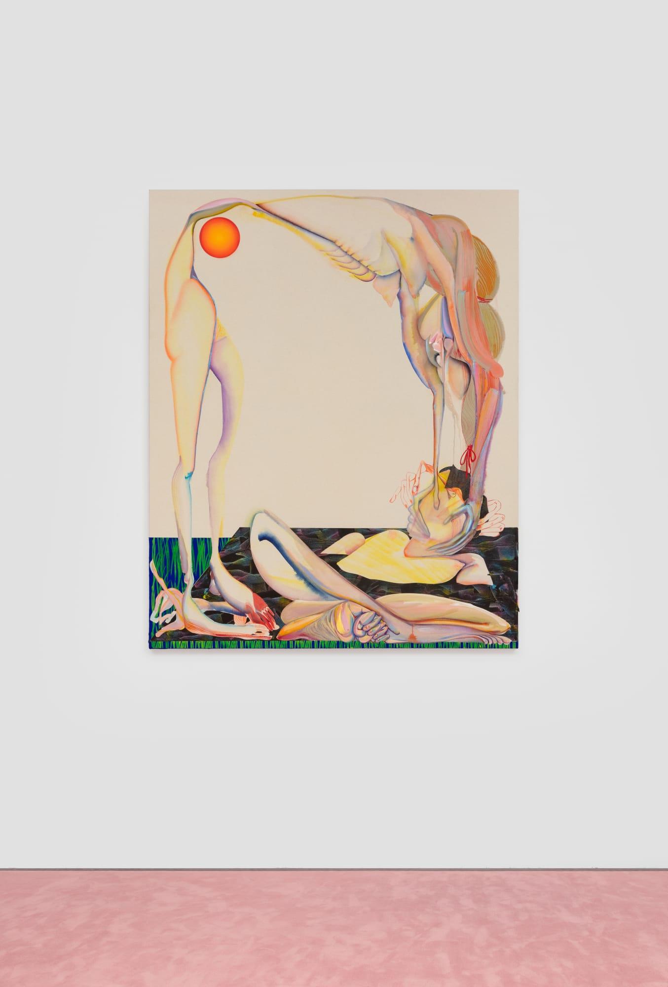 Christina Quarles Dance by tha Light of tha Moon
