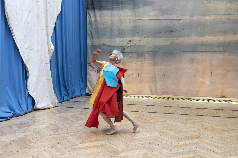 Ulla von Brandenburg Blaue und Gelbe Schatten