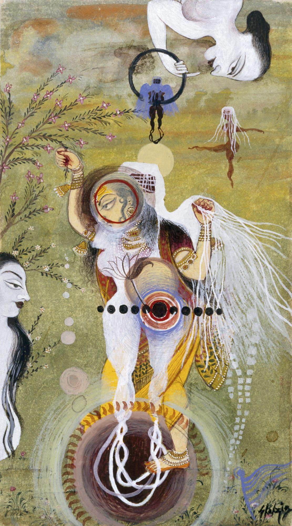 Shahzia Sikander Extraordinary Realities
