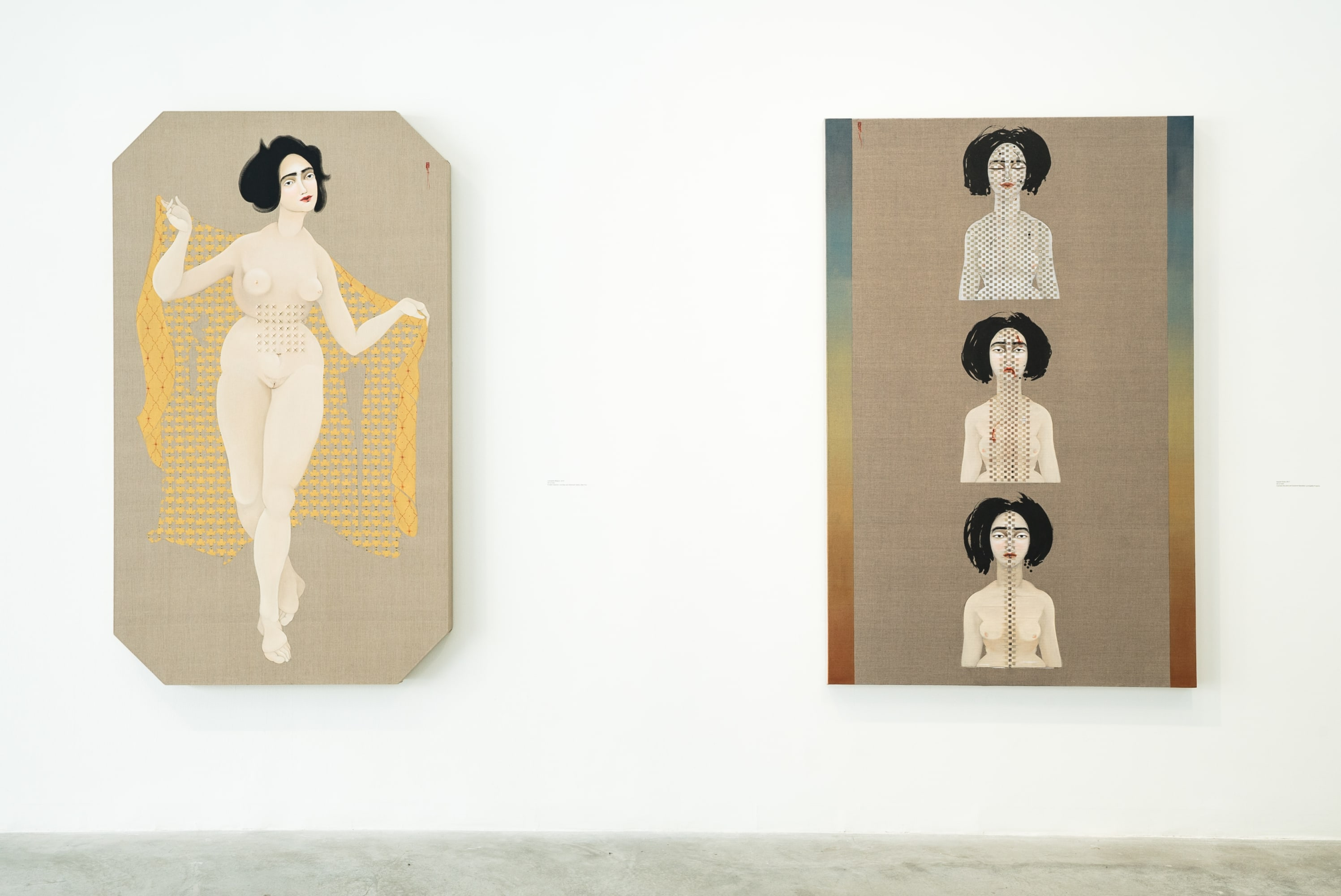 Hayv Kahraman Acts of Reparation