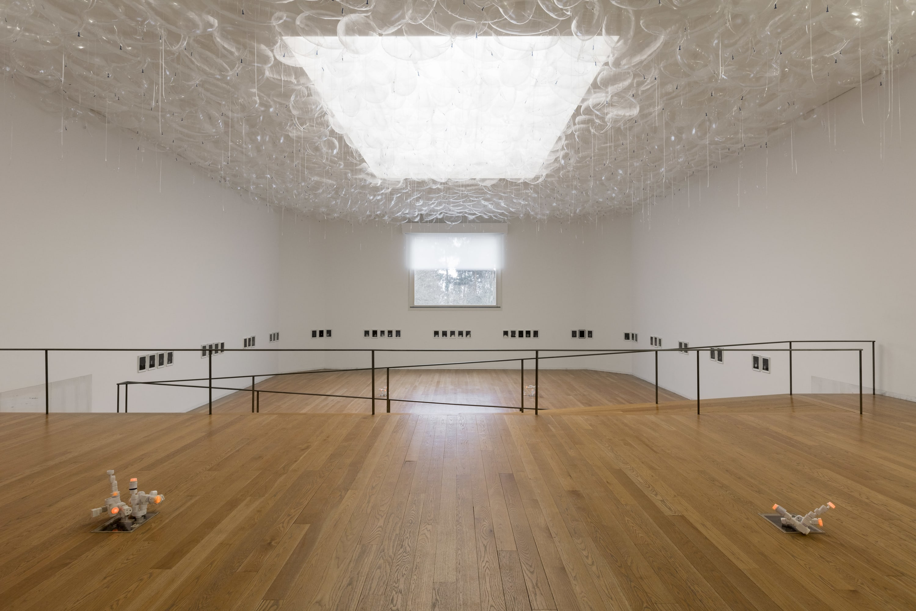 Philippe Parreno A Time Coloured Space