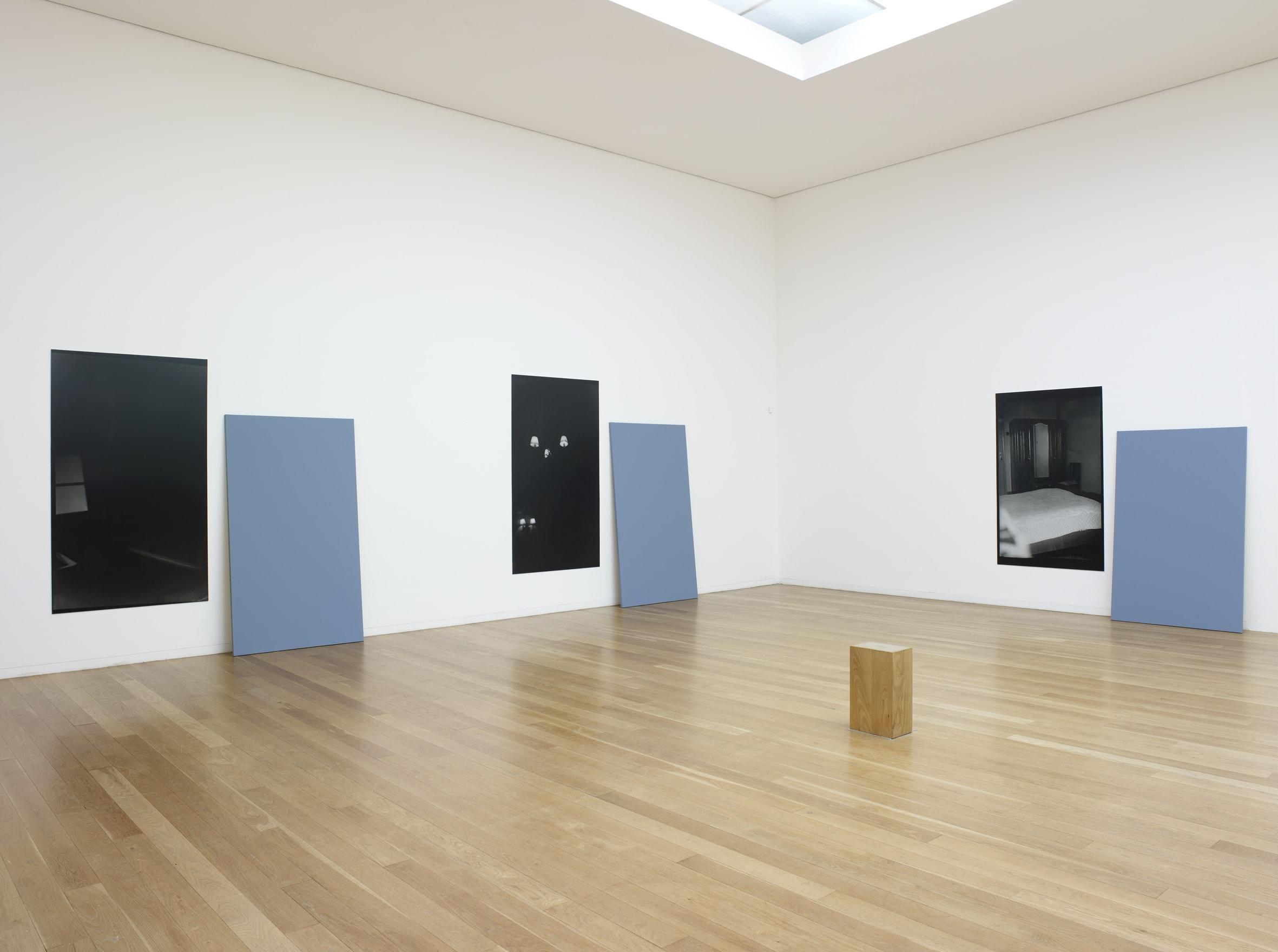 Julião Sarmento White Nights, A Retrospective