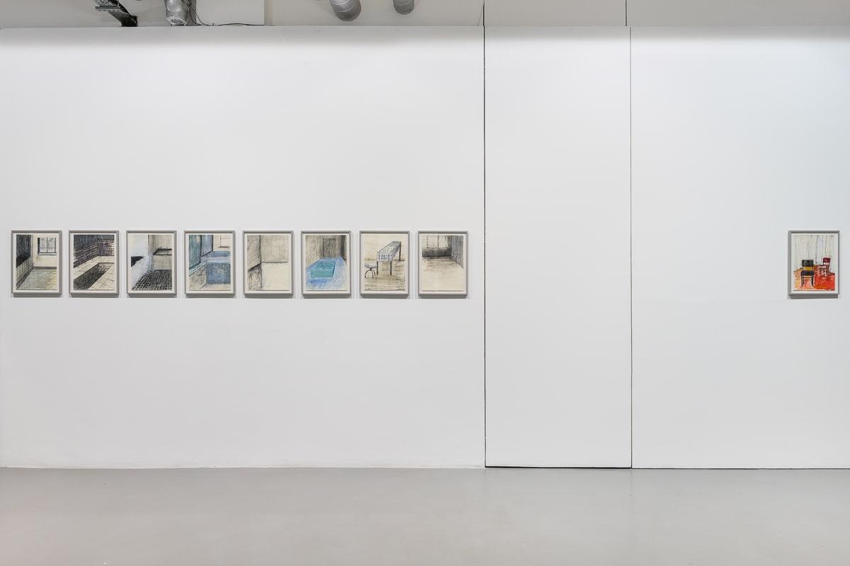 Sabine Moritz: Paintings and Drawings