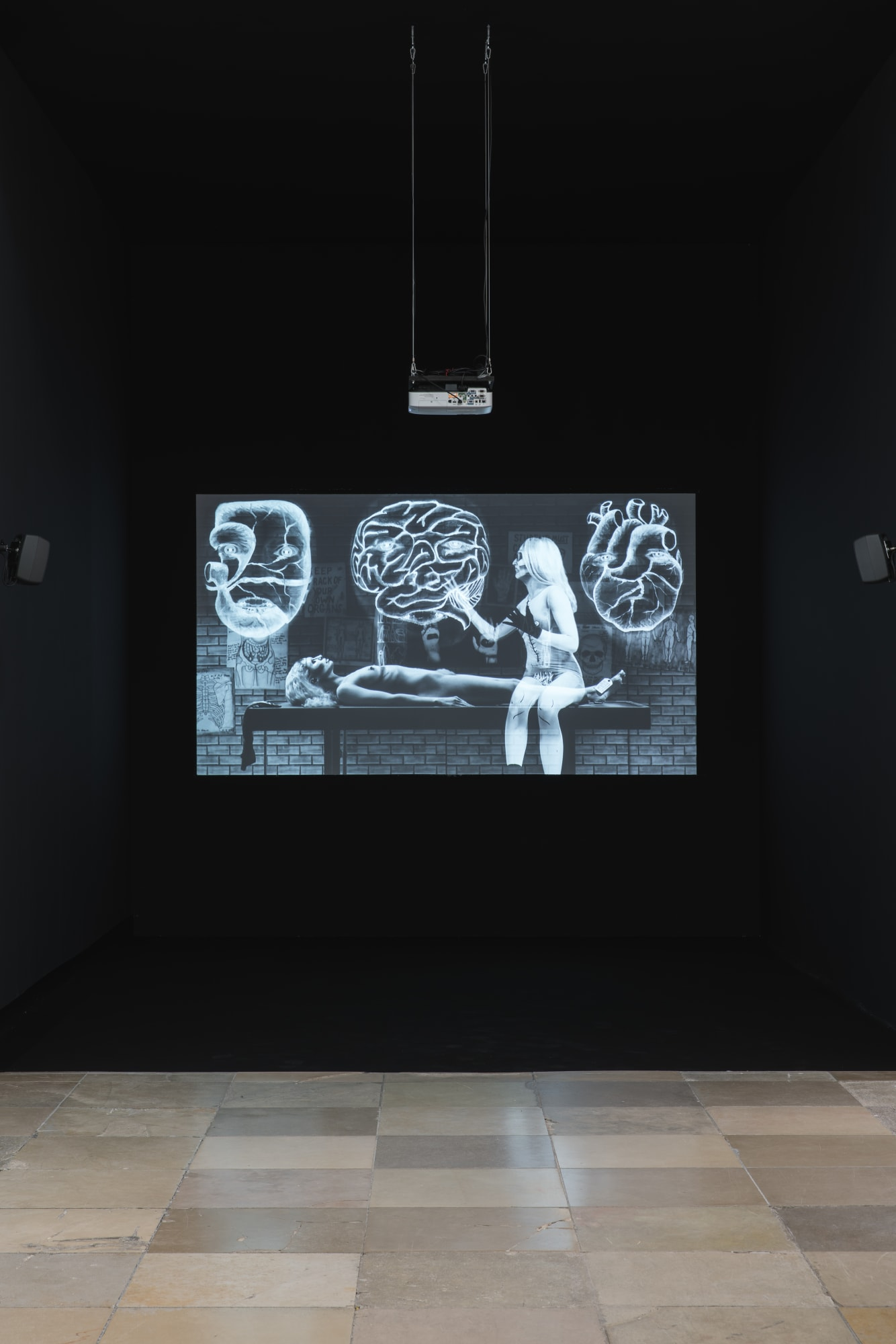 Mary Reid Kelley Blind Faith - Between the Visceral and the Cognitive in Contemporary Art