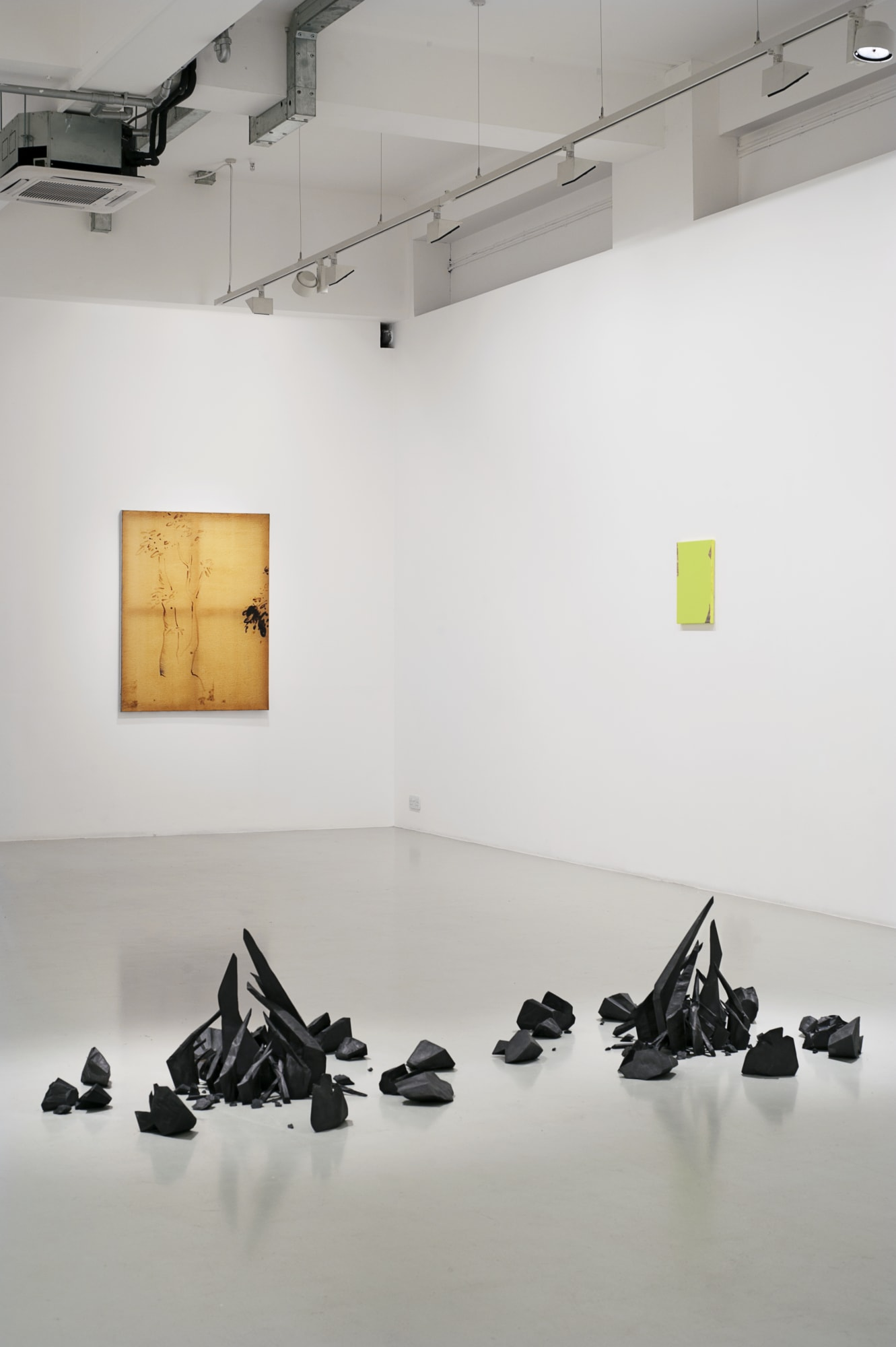 Group Exhibition Laurence Kavanagh, Simon Mathers, Mary Ramsden, Damien Roach, and Cally Spooner