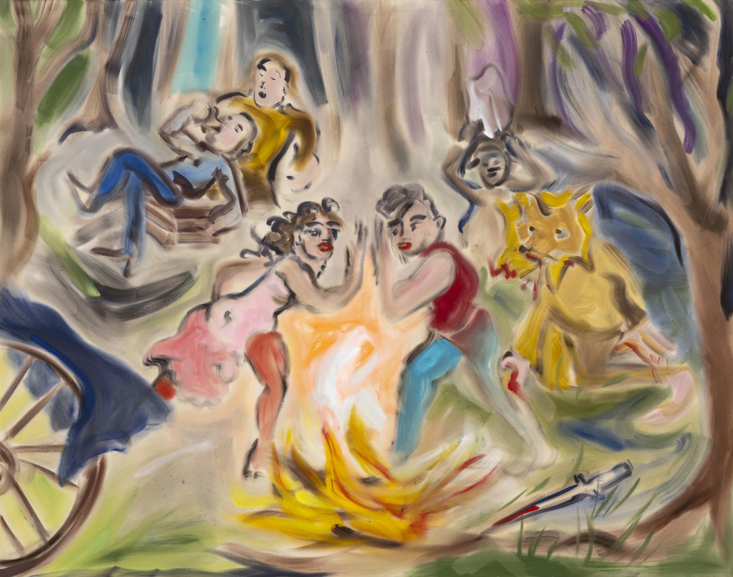 Sophie von Hellermann A Midsummer Night's Dream