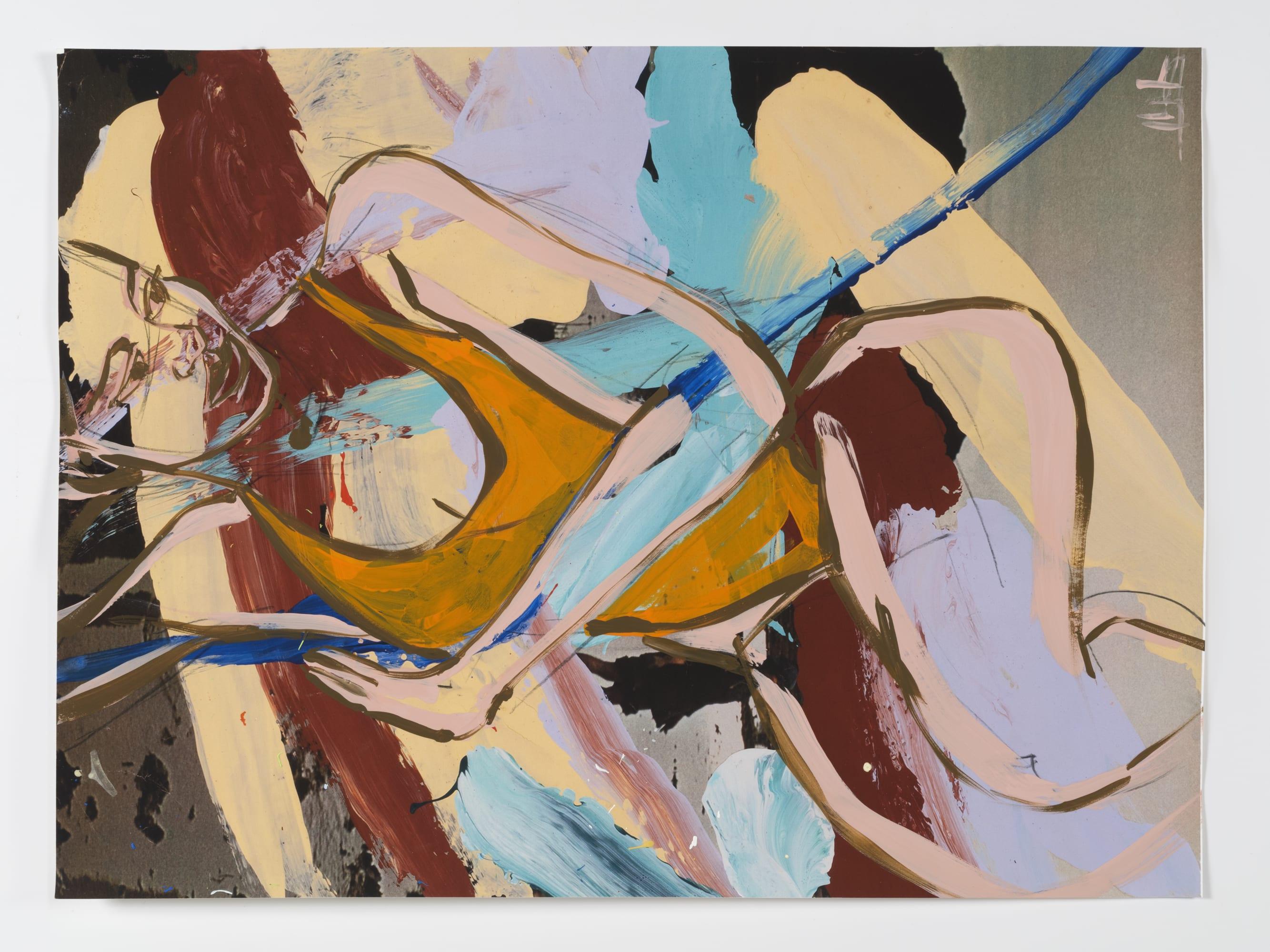 David Salle, Untitled, 2019