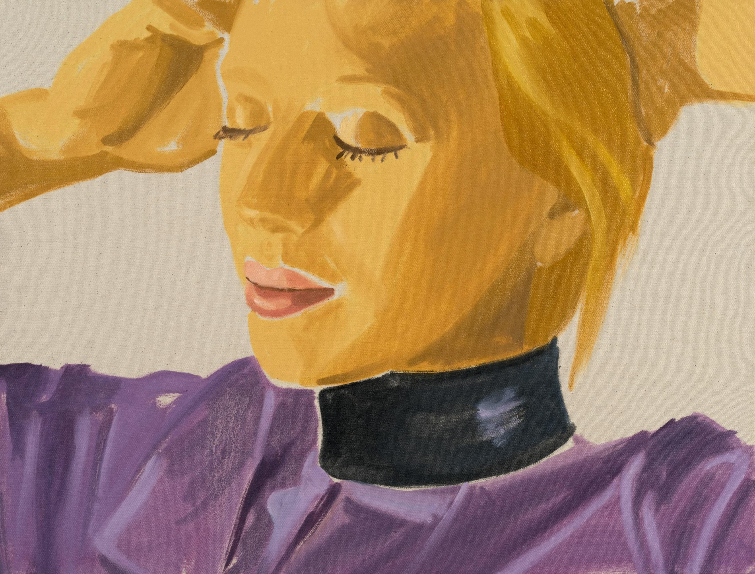 David Salle, Lili 3 (2019); Self-Ironing Pants & Other Paintings at Thaddaeus Ropac Paris Marais 2020