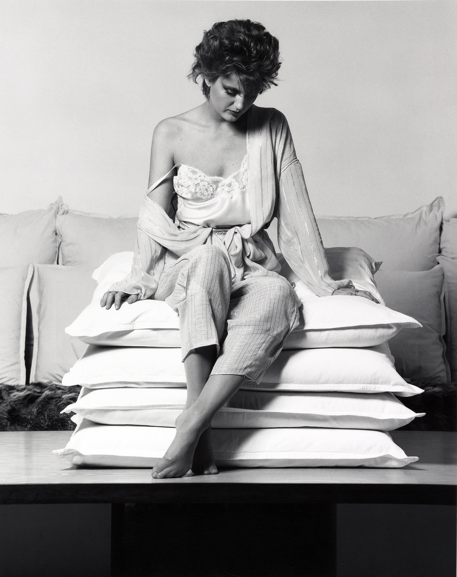 Robert Mapplethorpe Intérieur Jour curated by Jean-Marc Bustamante