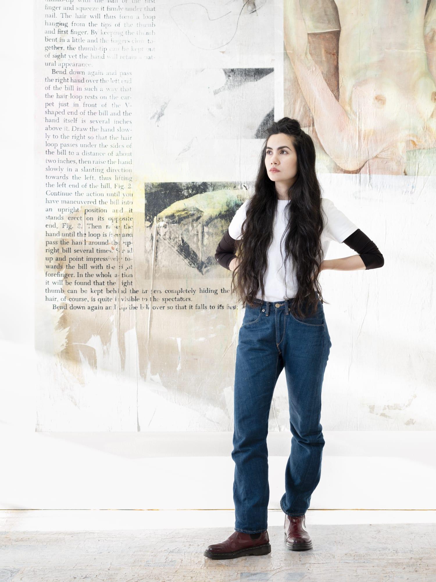 Talk Art: Mandy El-Sayegh