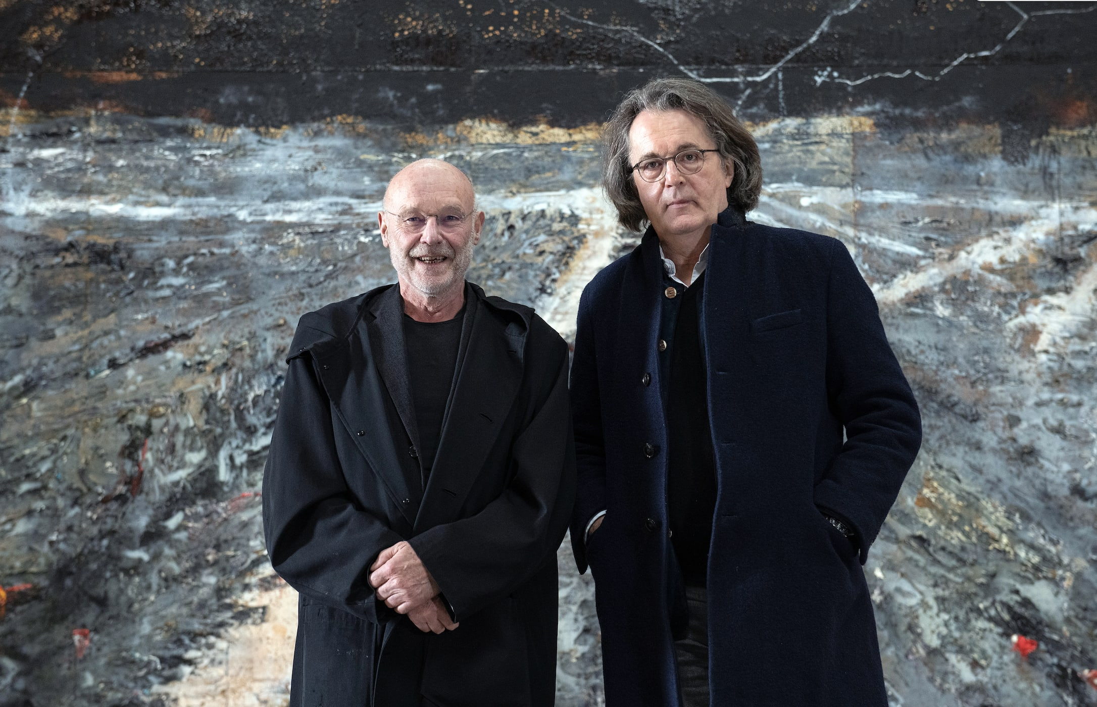 Anselm Kiefer and Pascal Dusapin create a permanent installation for the Pantheon