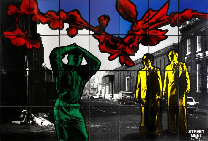 Gilbert & George: 'All the museums now are woke' Josh Spero meets with the artist-duo