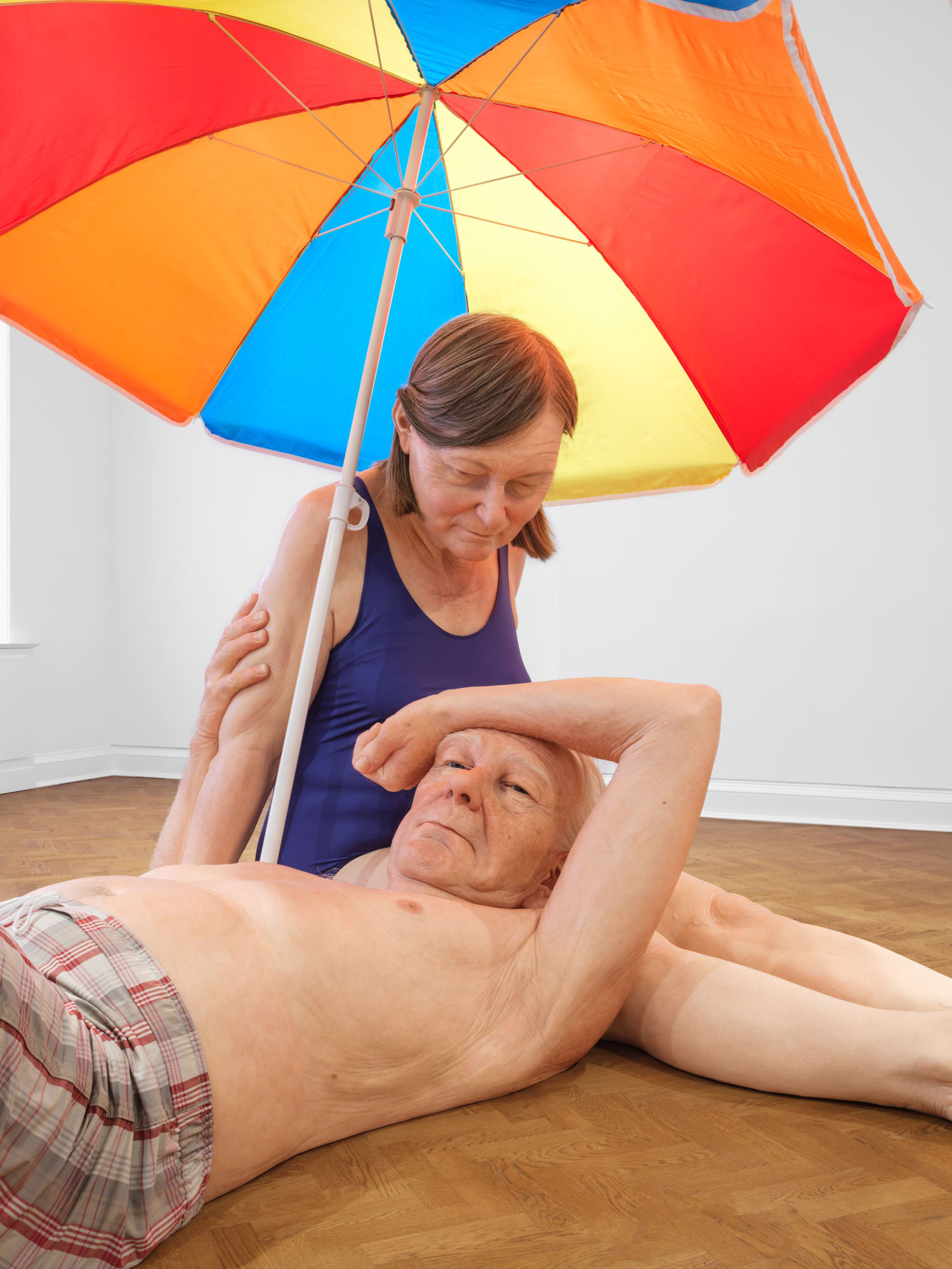 Ron Mueck 25 Years Of Sculpture 1996—2021