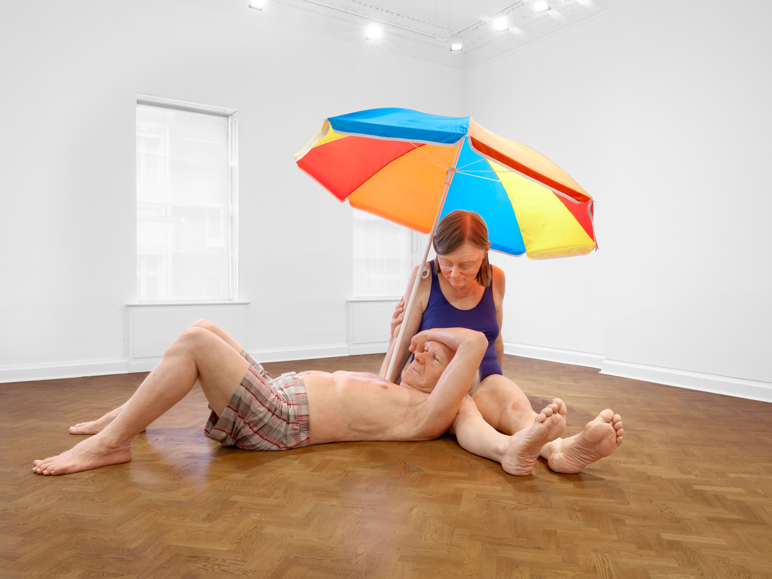 Ron Mueck 25 Years of Sculpture 1996–2021