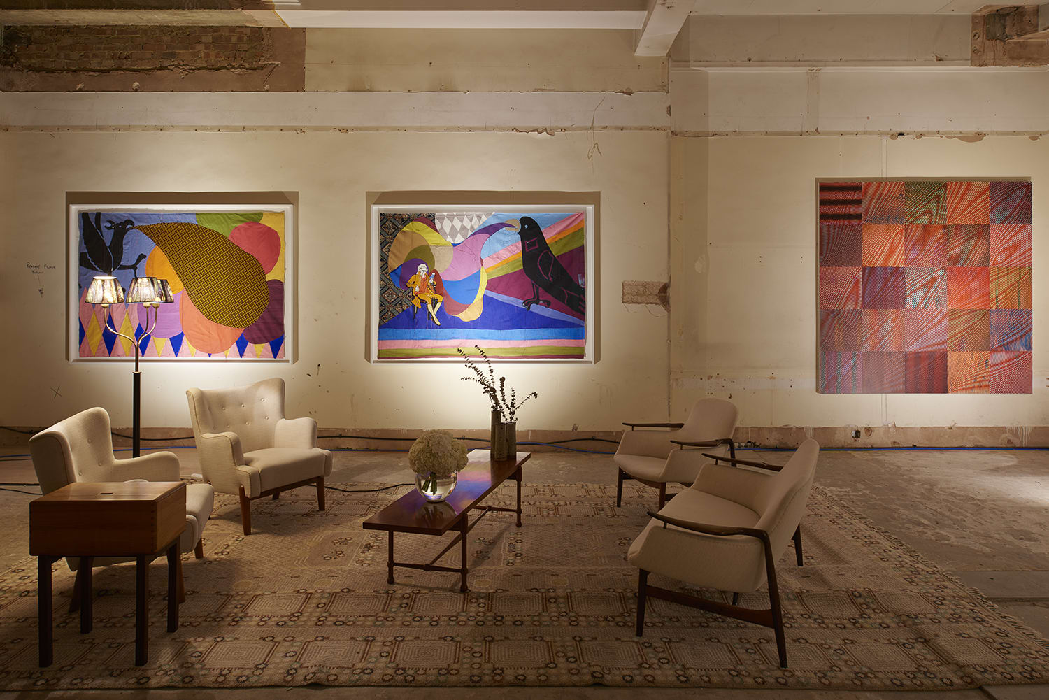 Stephen Friedman Gallery at The London House of Modernity