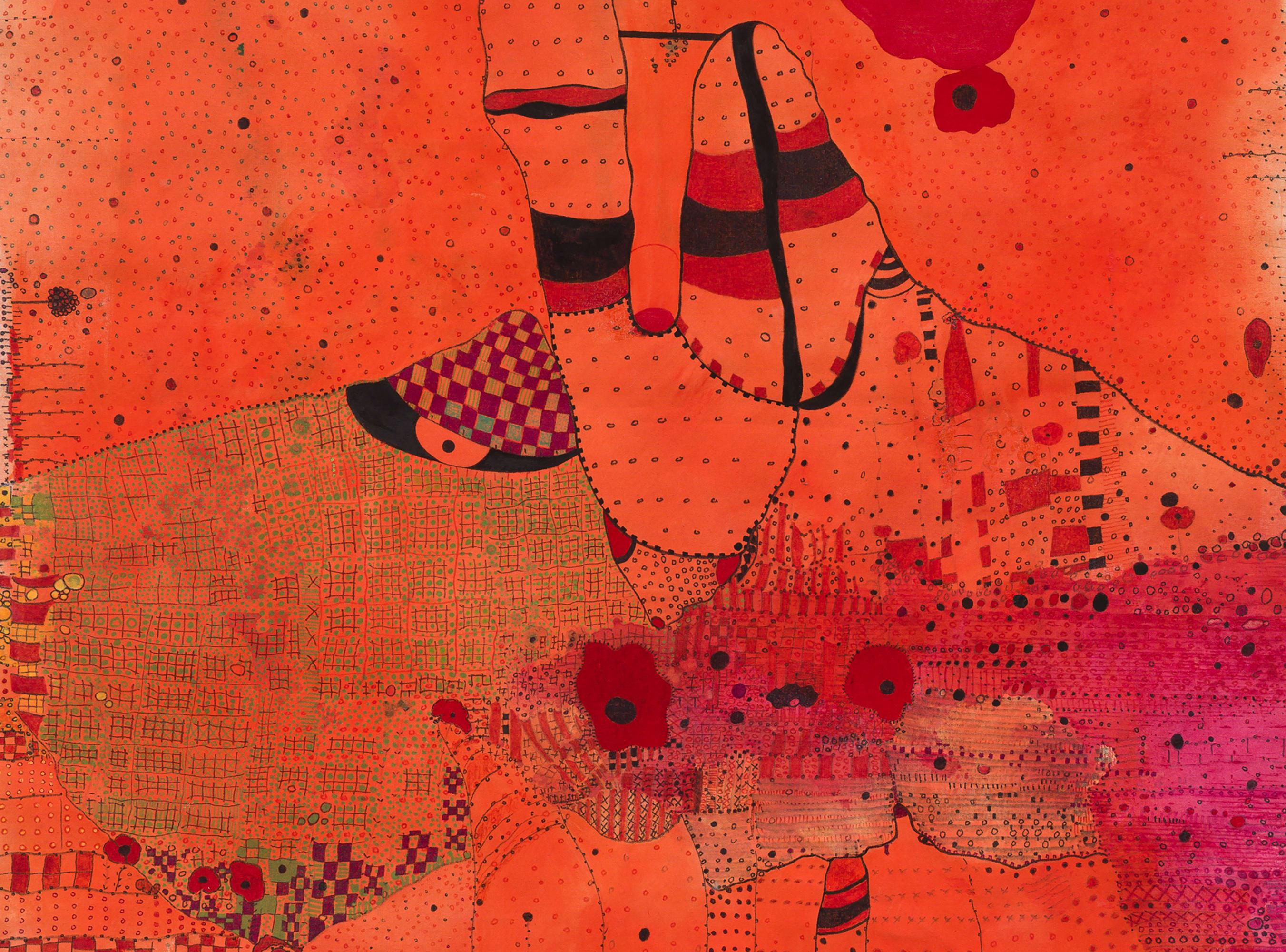 Threadbare Jonathan Baldock | Huguette Caland | Jeffrey Gibson | Tau Lewis