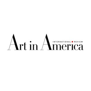 Art In America (International Review) logo