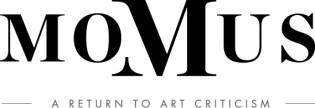 Momus (A Return To Art Criticism) logo